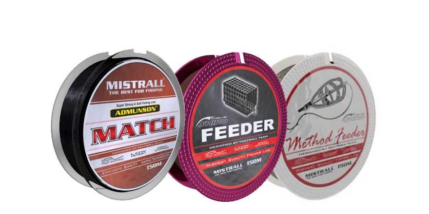 Mistrall feeder sedačky