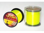 Asso Ultra Cast 1000m 0,26mm fluo zlta