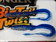 303003008 Konger Big Tail Twist 10cm f.008 6ks/bal