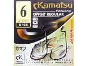 Kamatsu Offset regular v.3/0 5ks/bal haciky