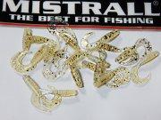 GM1300005 Mistrall Twister 3,8cm f.05 20ks/bal