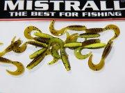 GM1300009 Mistrall Twister 3,8cm f.09 20ks/bal