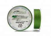 ZM3424013 Mistral Shiro 200m 0,13mm f.zelena spletana snura